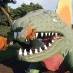 九州その4 「火山と恐竜の島・桜島」