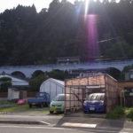 青森保存鉄道その6 「北の秘湯 下風呂温泉の未成線遺構へ」