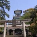 ②「尾山神社」で女の幸せを思う