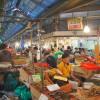 韓国夏旅その3 「活気あふれる京東市場(キョンドンシジャン)へ」