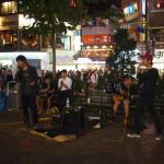 韓国夏旅その6 「夜の弘大(ホンデ)はクラブだけにあらず!」