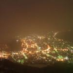 ⑤函館の夜景は30万ドルくらいの天気