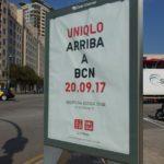 ユニクロ・バルセロナ店オープン!目抜き通りはファストファッションが席巻